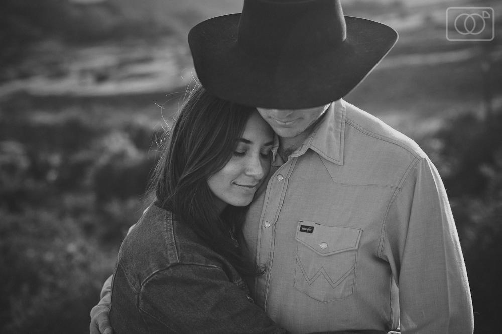 Adam and Sarah's Engagement - Santa Ynez, CA