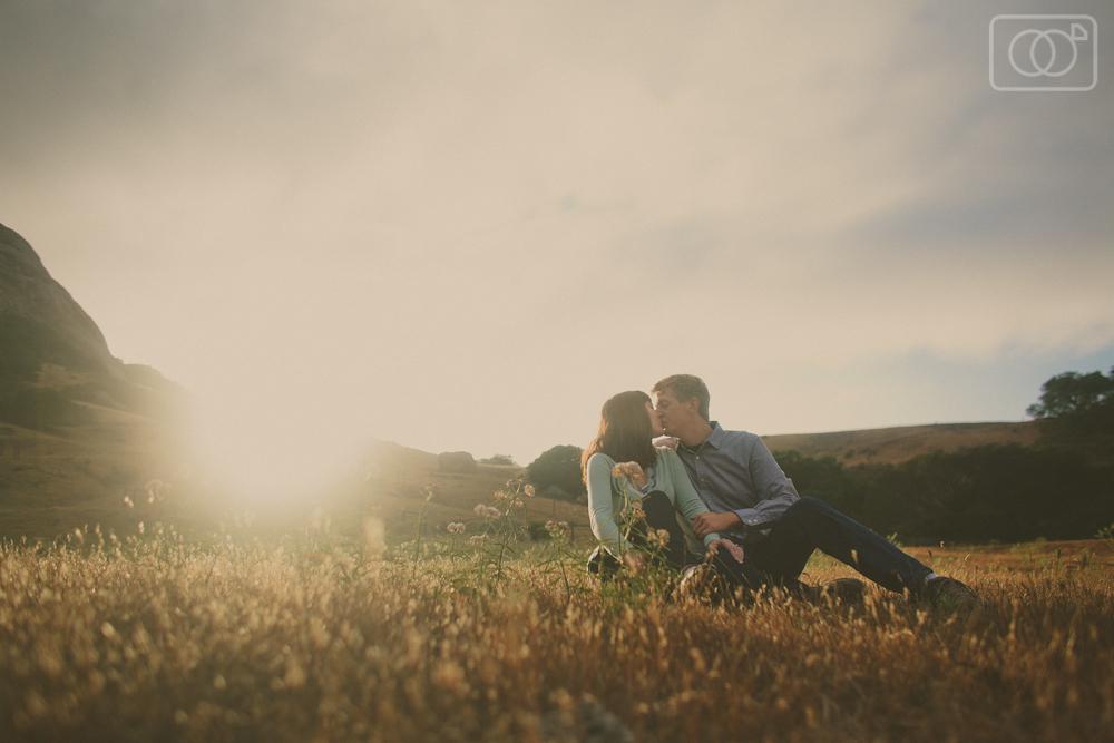 Ryan and Caitlin - Engagement Photos - San Luis Obispo, CA