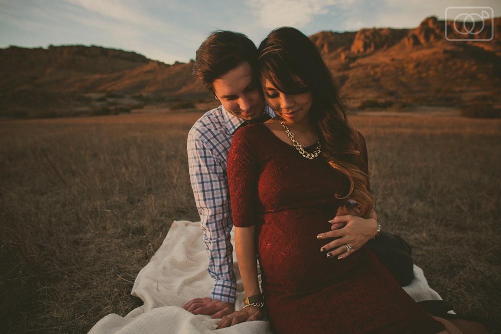 Ira and Taylor: Maternity Photos, Thousand Oaks, CA