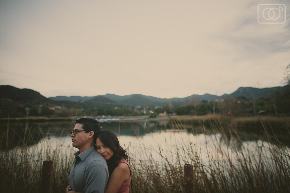 Sammy and Alex: Engagement Photos, Westlake, CA