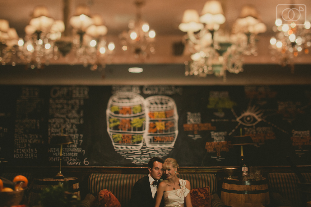 Malcolm and Victoria's Wedding - The Victorian, Venice Beach, CA