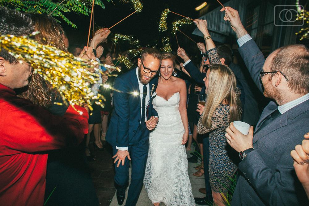 David and Alaina's Wedding: Mitten Building, Redlands, California