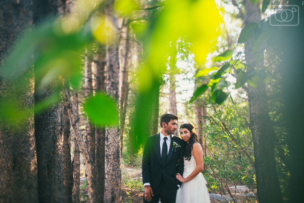Michelle and Keith: Mammoth Mountain Wedding Photographer, Hayden Cabin