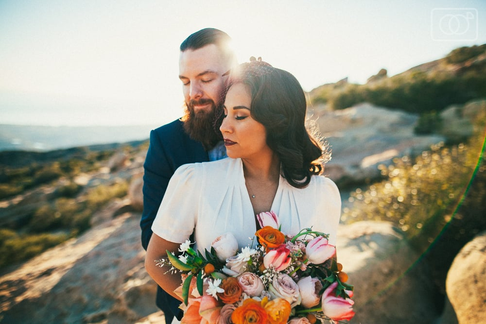 Buddy and Priscilla: Santa Barbara Wedding Photographer, Courthouse, Elopement, Civil Ceremony