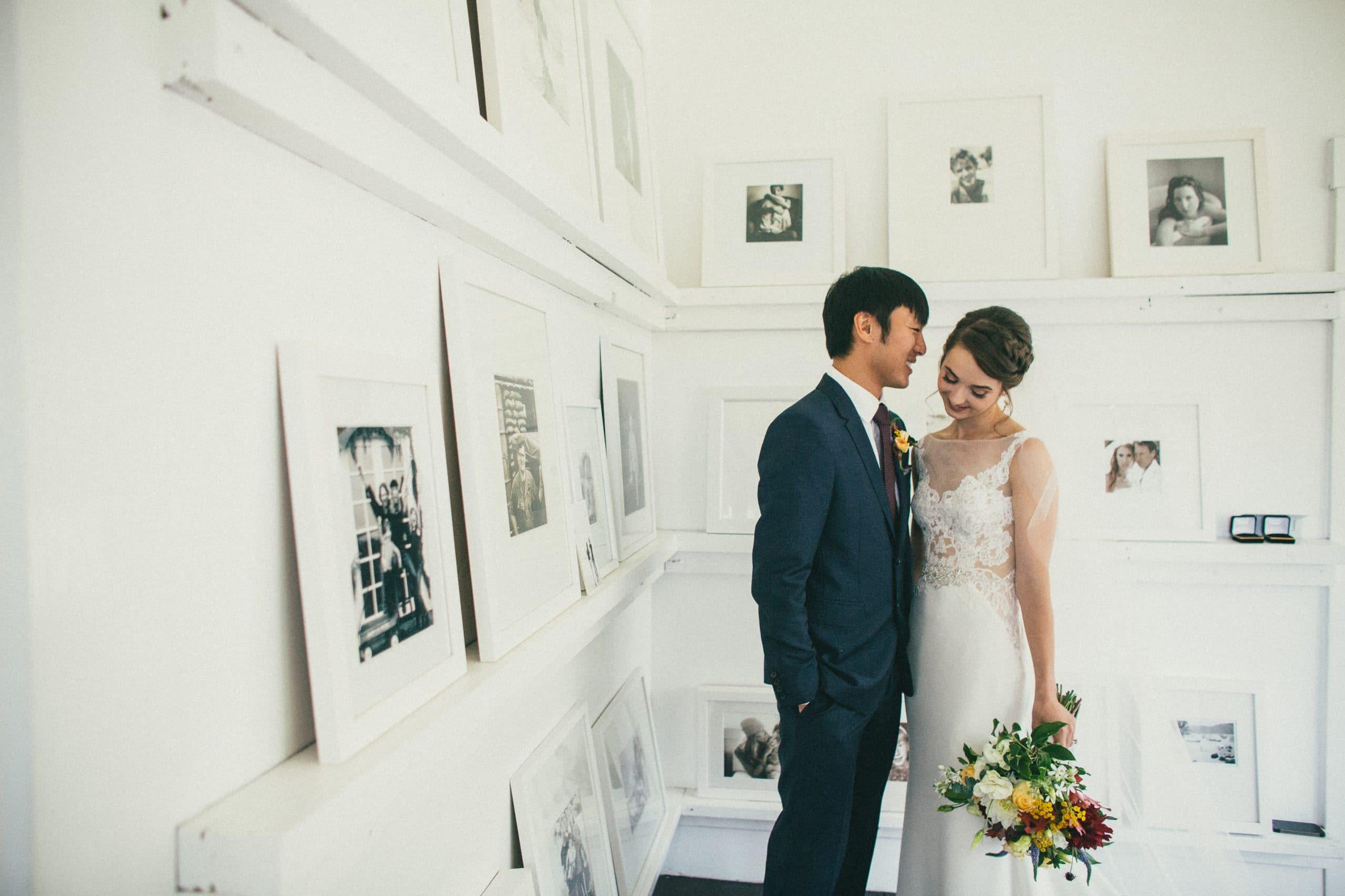 Eddie and Emily: Sebastapol, CA, Destination Wedding Photographer